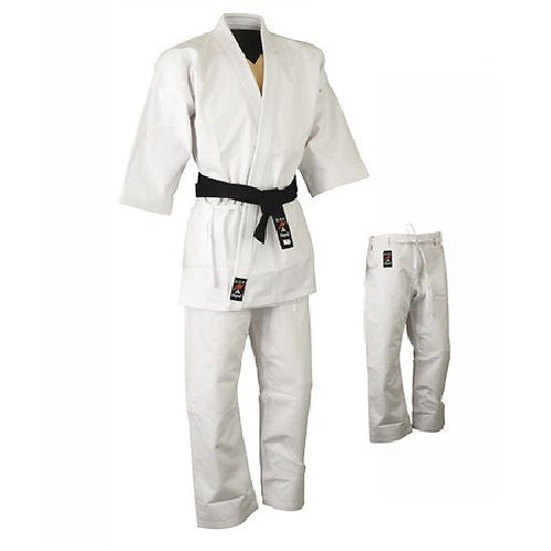 Karate 16oz Heavyweight Suit - White
