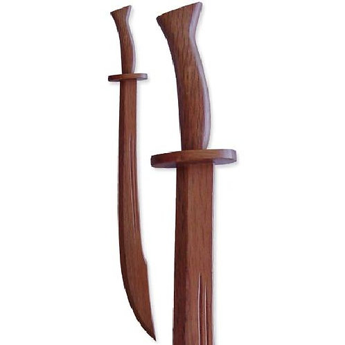 Adults Wooden Broadsword
