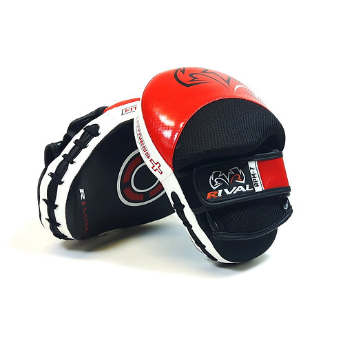 Rival Boxing RPM7 Fitness Punch Mitts - Red