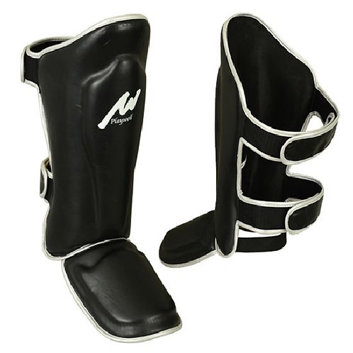 Pro MMA Stand Up Muay Thai Shin Instep Guards