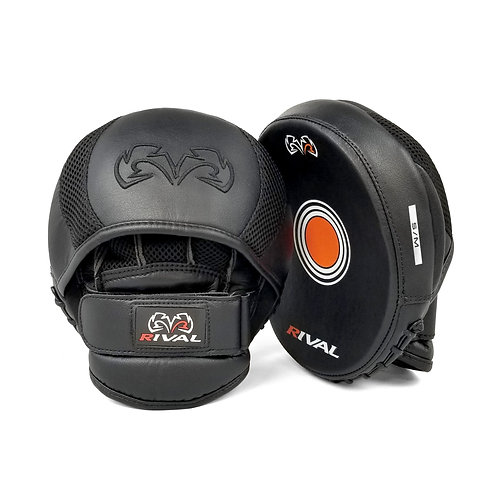 Rival Boxing RPM11 Evolution Punch Mitts - Black