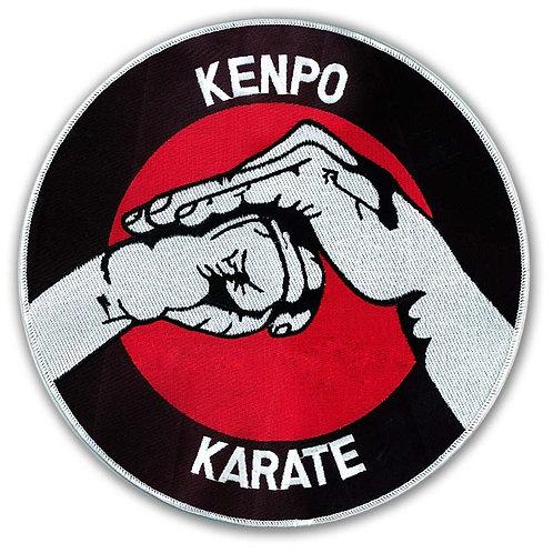 Kenpo Karate Patch 45