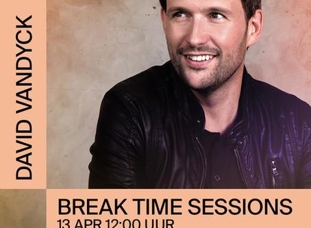 Break Time Session - Warner Music