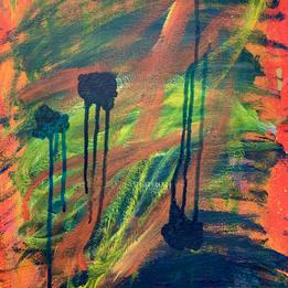 "Luis Angarita Grade 12 ""Blinding Lights"" by The Weekend"