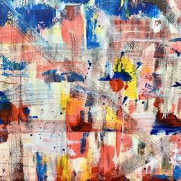 """Leonor Paredero-Quiros Grade 7 """"As the World Caves In"""" by Matt Maltese"""