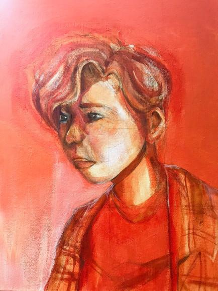 Ava Dorfman Grade 8