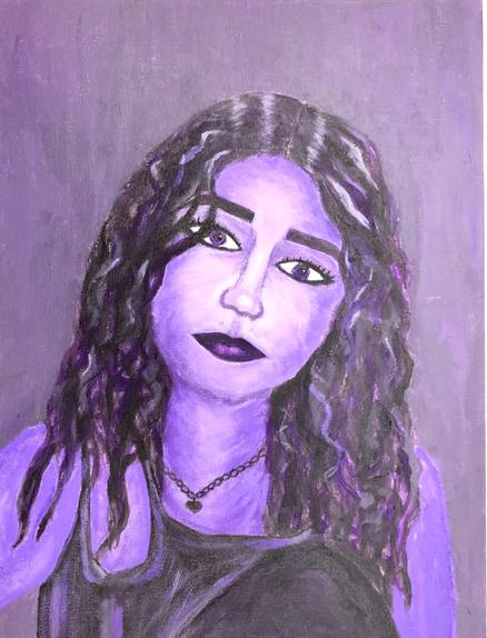 Mia Hernandez Grade 9