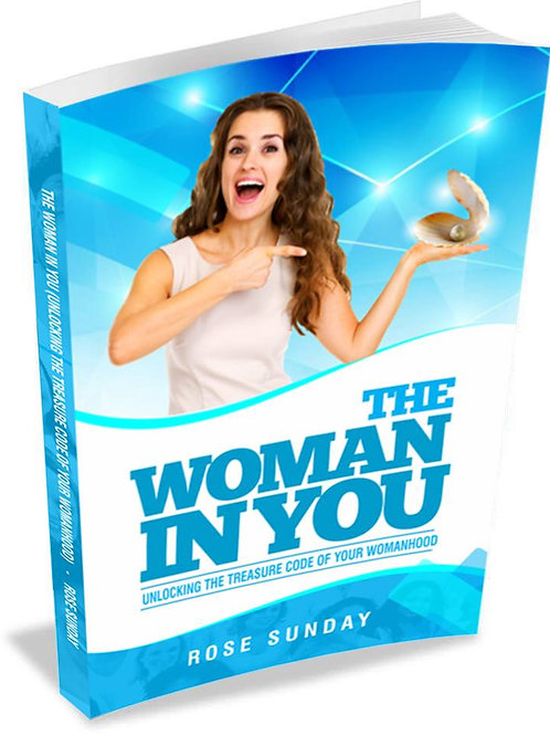 The Woman In You *SIGNED COPY*