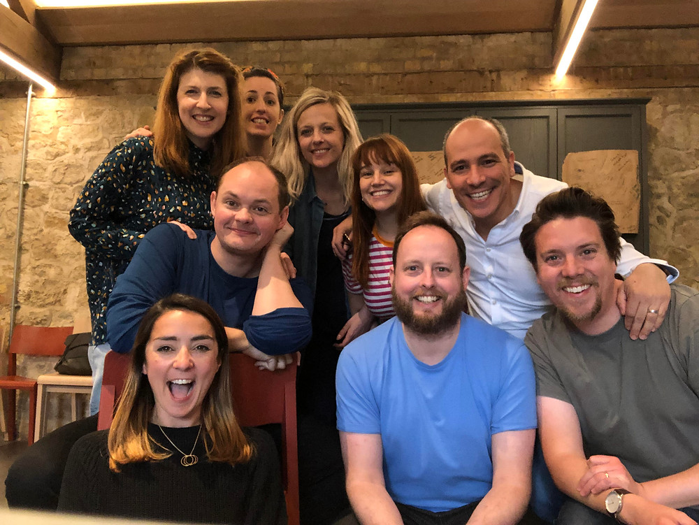 Recent TF Away Day (we do those now!)