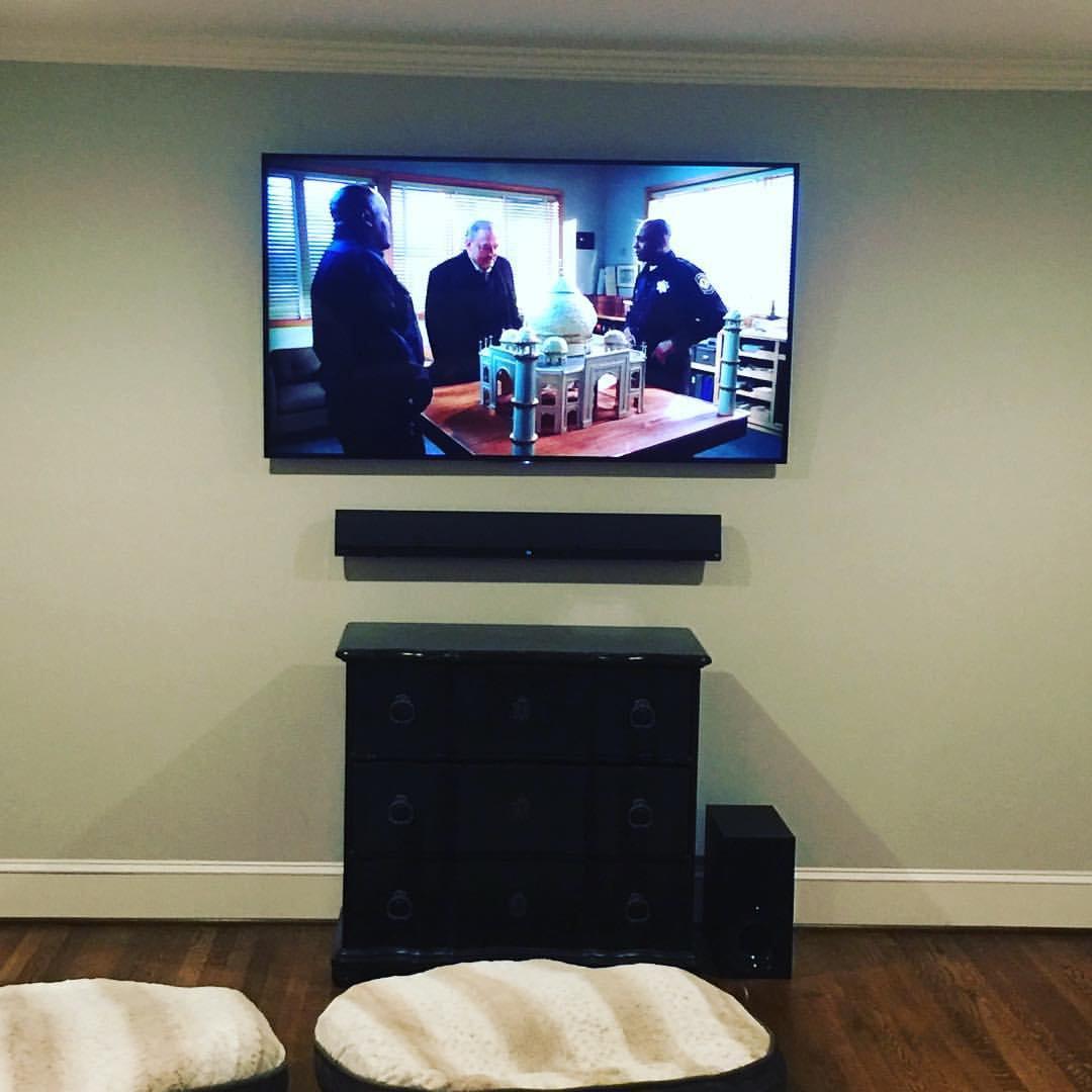 TV Installation (DryWall) 30-39in