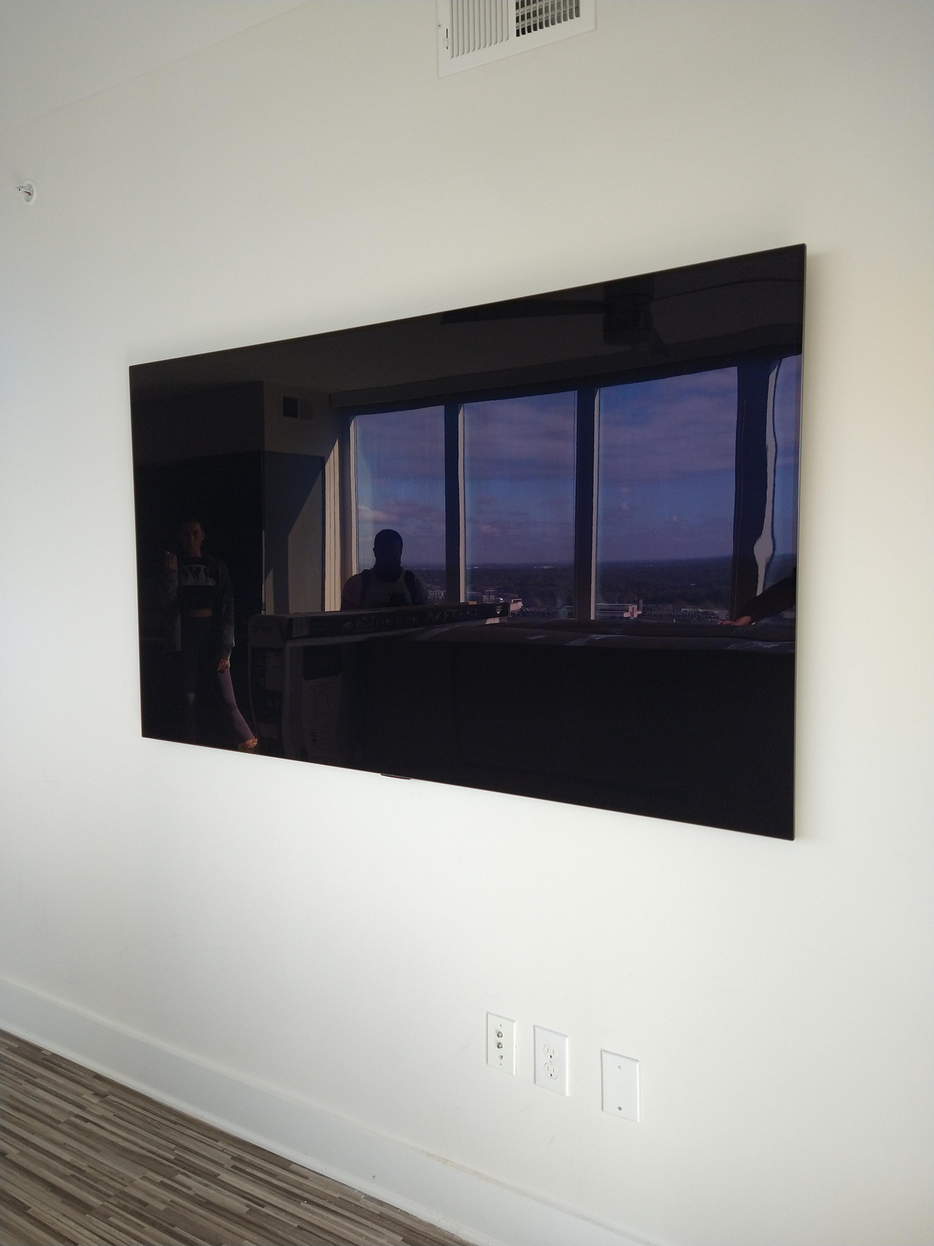 TV Installation (DryWall) 70-79in