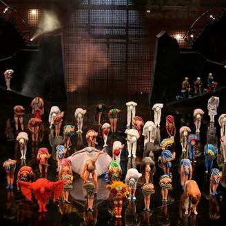 Final Bow: La Nouba by Cirque du Soleil