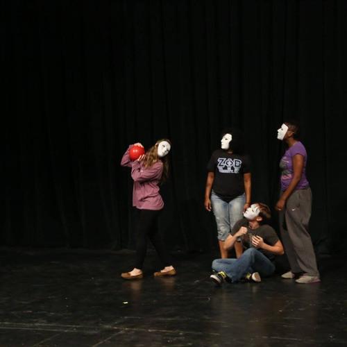 APSU Mask Work