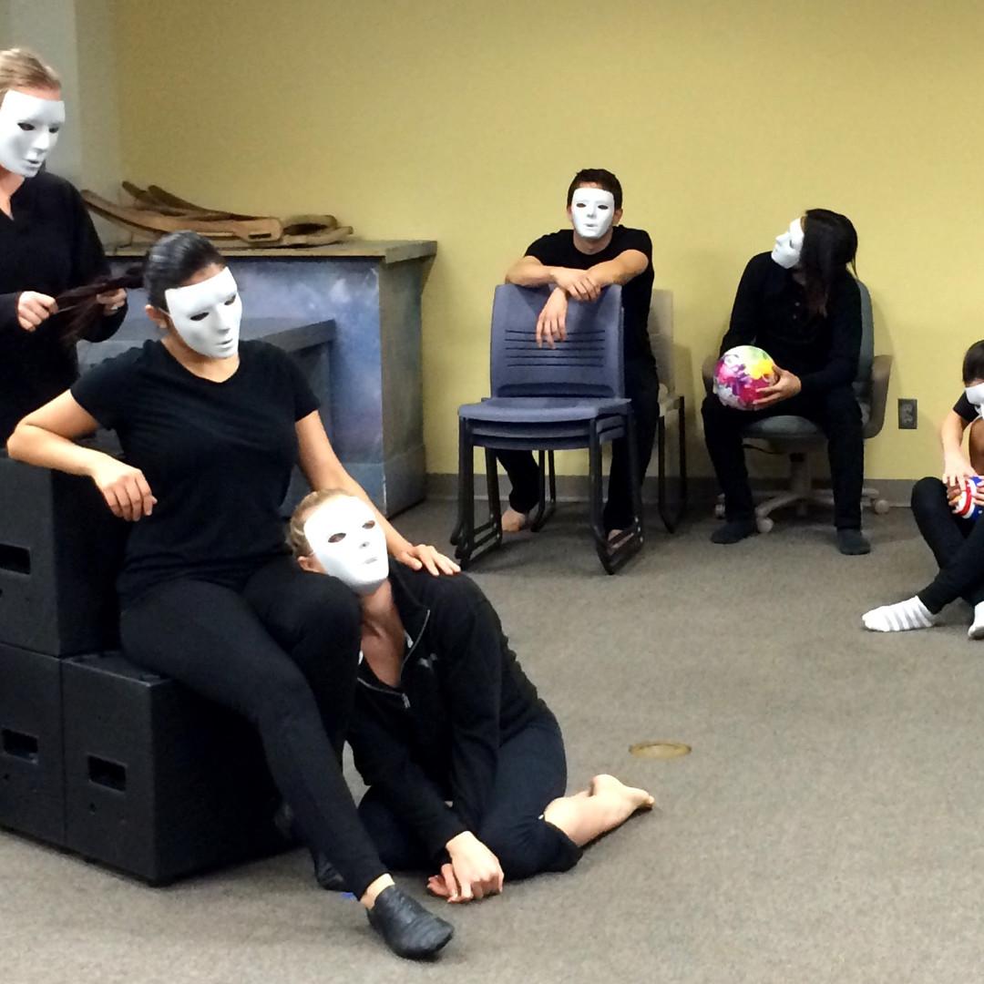 Valencia Neutral Mask