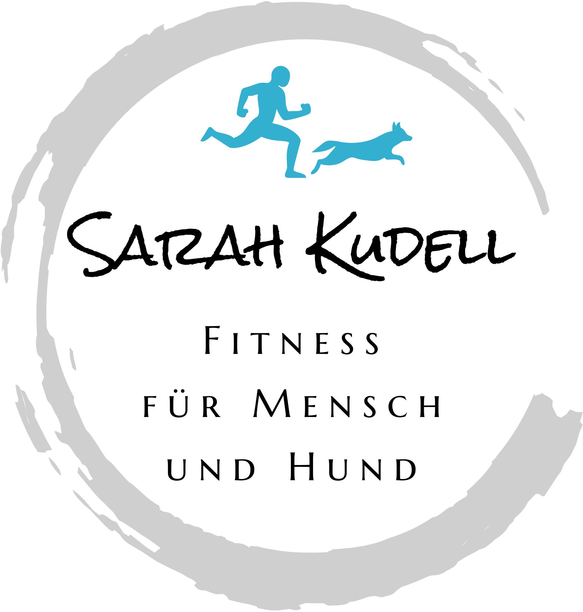 Logo Fitness mit Hund