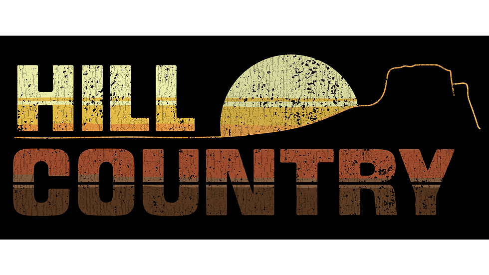Hill Country Sticker