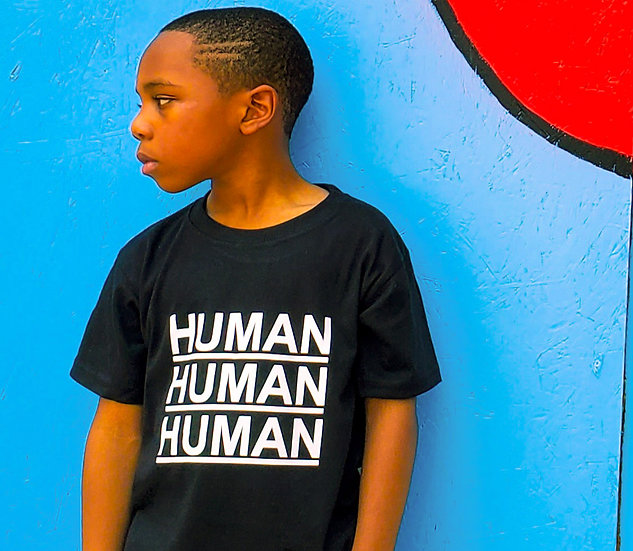HUMAN T-Shirt - CHILD