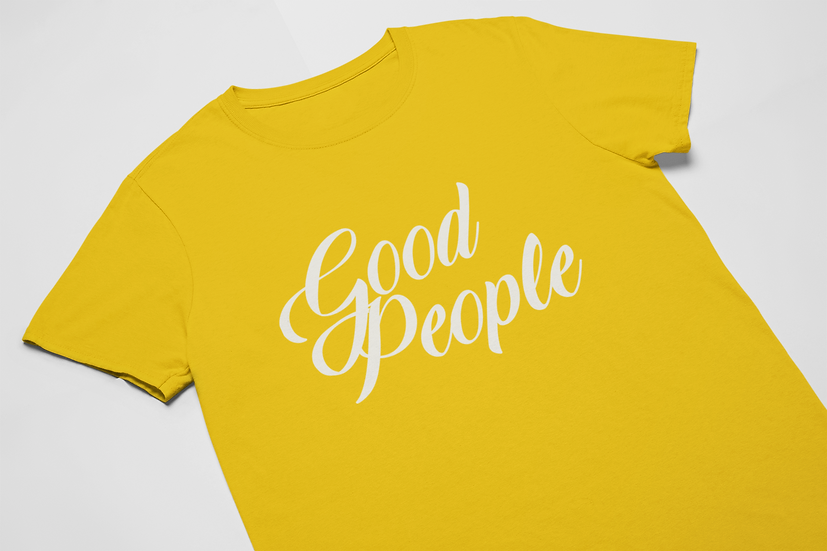 Good People (CLICK FOR MORE COLORS)