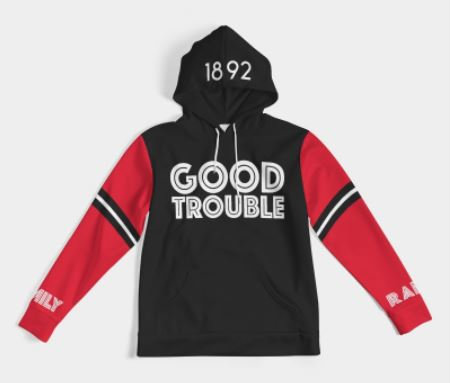 WSSU GOOD TROUBLE HOODIE (Women's, Men's & Kid's)