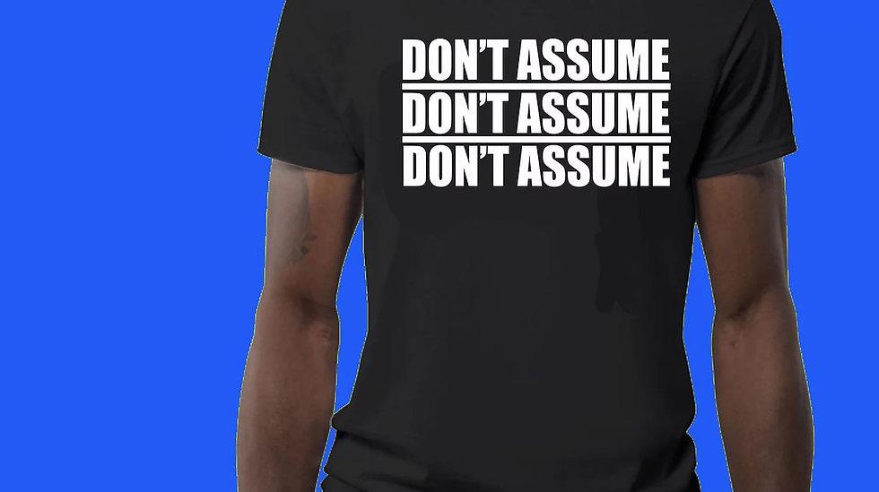 DON'T ASSUME - ADULT