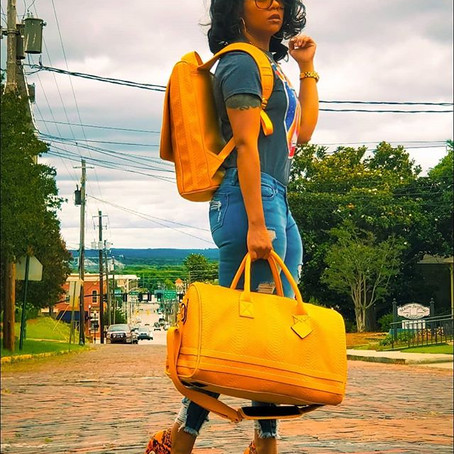 Travel in Style with this Black Owned Luggage Company