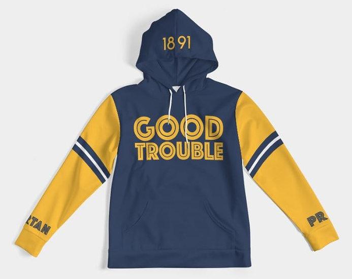 UNC-G GOOD TROUBLE HOODIE (Women's, Men's & Kid's)