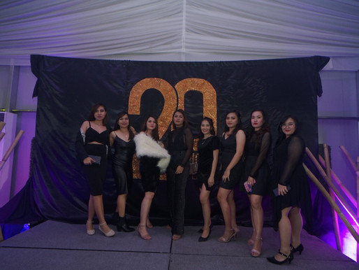 Vcargo Worldwide, Christmas Party and 20th Year Thanksgiving Celebration