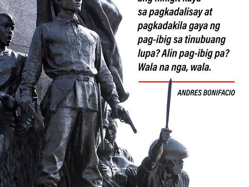 Andres Bonifacio Day