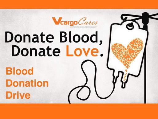 Donate Blood, Donate Love