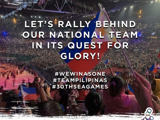Let's Rally Behind Our National Team In Its Quest For Glory!