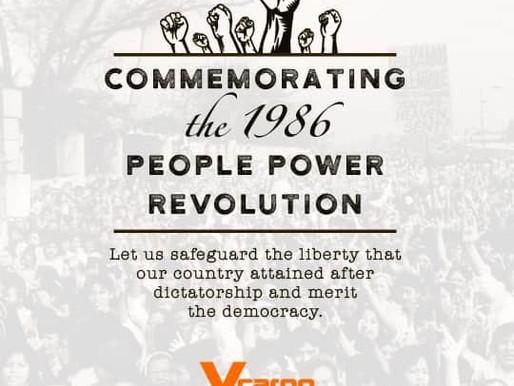 EDSA Revolution Day 2020