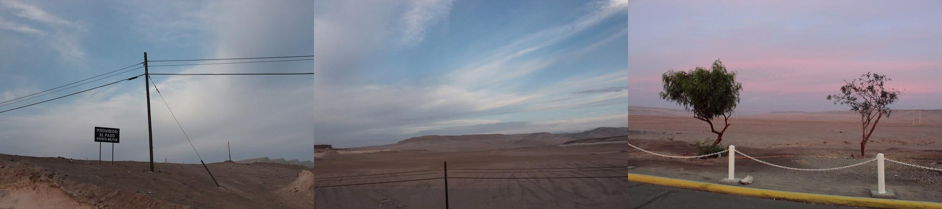 Chile_Peru_Chacalluta e Santa Rosa