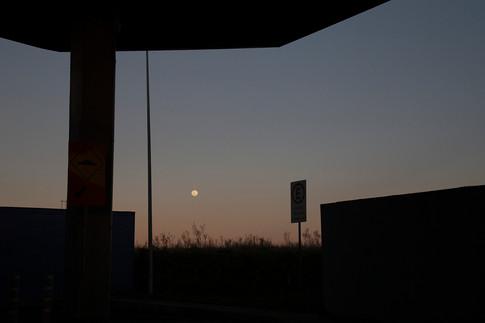 Lua na BR273 05