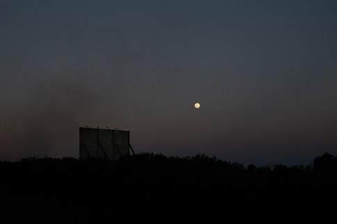 Lua na BR273 08