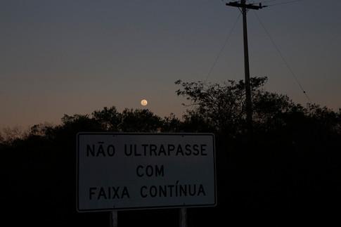 Lua na BR273 0