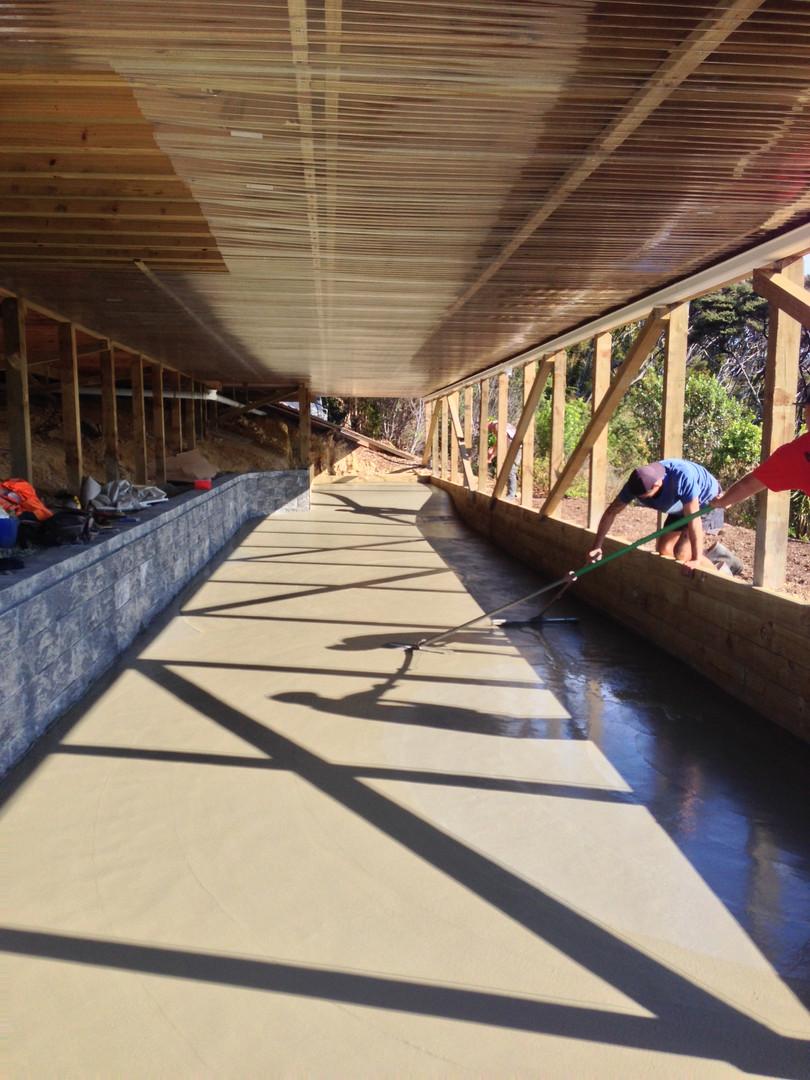 Keystone Retaining Walls and Concrete -