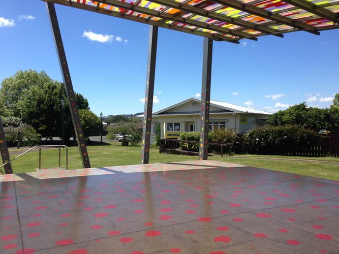 Papakura Outdoor Stage