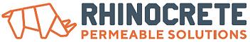 Rhinocrete permeable solutions logo