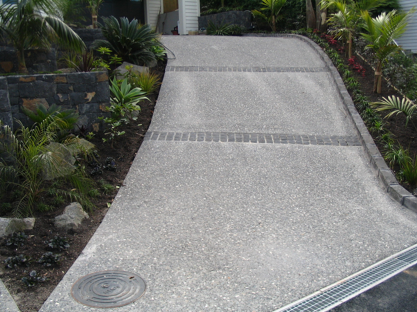 Loading Bay at Residential Home
