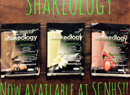 "SHAKEOLOGY – ""THE HEALTHIEST MEAL OF THE DAY"""