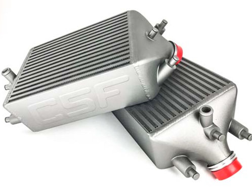 CSF TWIN INTERCOOLER SET | 2014-2020 PORSCHE 911 | 991.1 / 991.2