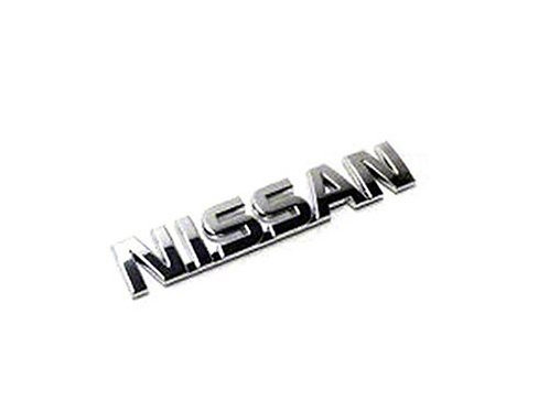 GENUINE JDM NISSAN TRUNK EMBLEM | R32 GT-R