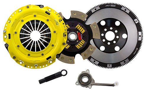 ACT HD/RACE SPRUNG 6 PAD CLUTCH KIT | 2008-2018 JETTA