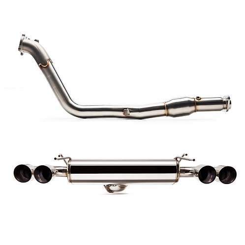 "COBB TUNING SS 3"" TURBO BACK EXHAUST 