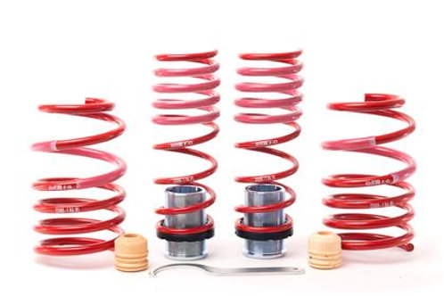 H&R VTF ADJUSTABLE LOWERING SPRINGS | 981 CAYMAN | 2013-2016