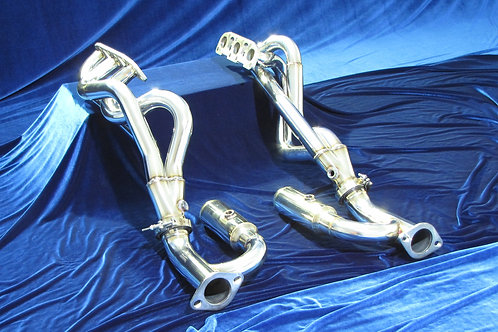 MOTORDYNE ENGINEERING LONG TUBE HEADERS | 370Z