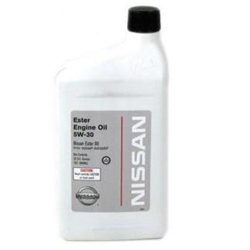 GENUINE NISSAN 5W30 ESTER OIL GL4 | 999MP-5W30EP