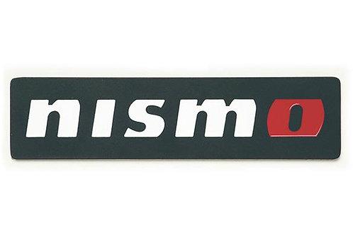 GENUINE JDM NISSAN METAL NISMO EMBLEM | BLACK