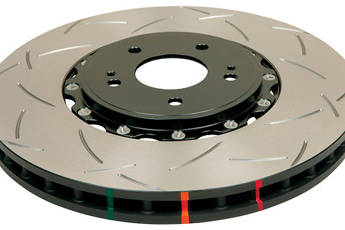 DBA 5000 SERIES BRAKE ROTORS (FRONT PAIR) | 09-11 R35 GT-R