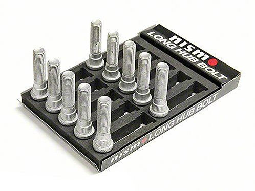GENUINE NISMO EXTENDED STUDs